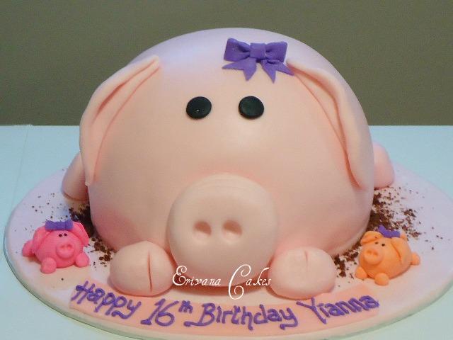 Pig Cake (SP156)