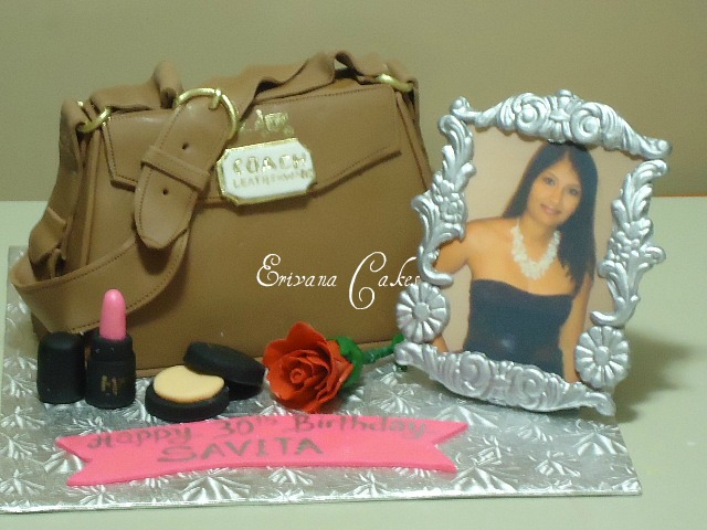 Coach Bag Cake 2(SP138)