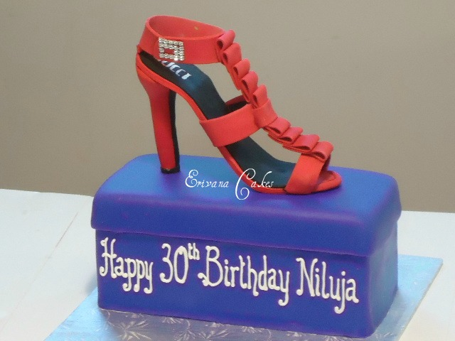Gucci Shoe Cake (SP047)