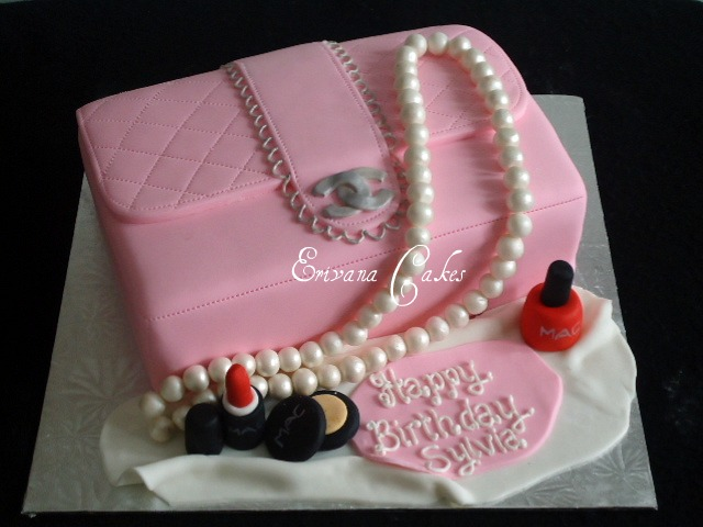 Fashion Cakes, Bag Cakes, Purse Cakes, Cakes Sweet, Cakes Moa, Foodie ...