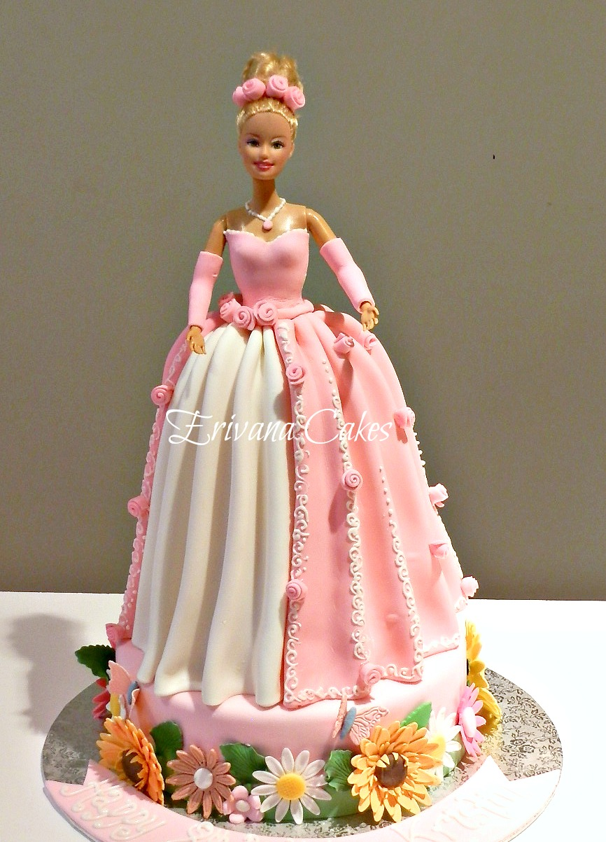 Princess/ Barbie cake