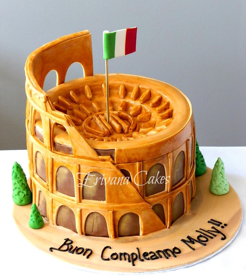 Photo gallery erivana cakes - Food design roma ...