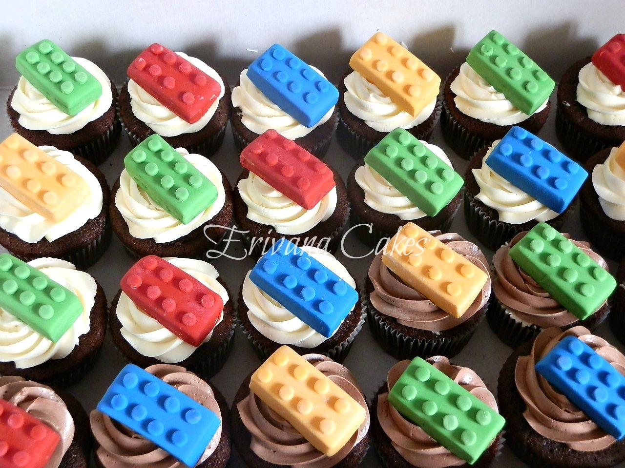 Lego Ninjago Birthday Cupcakes Dawson S Ninjago Cake