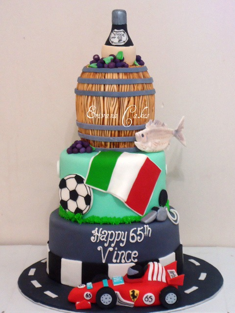 Send Birthday Cakes To Italy